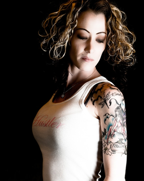 Arm Sleeve Tattoo Ideas for Women