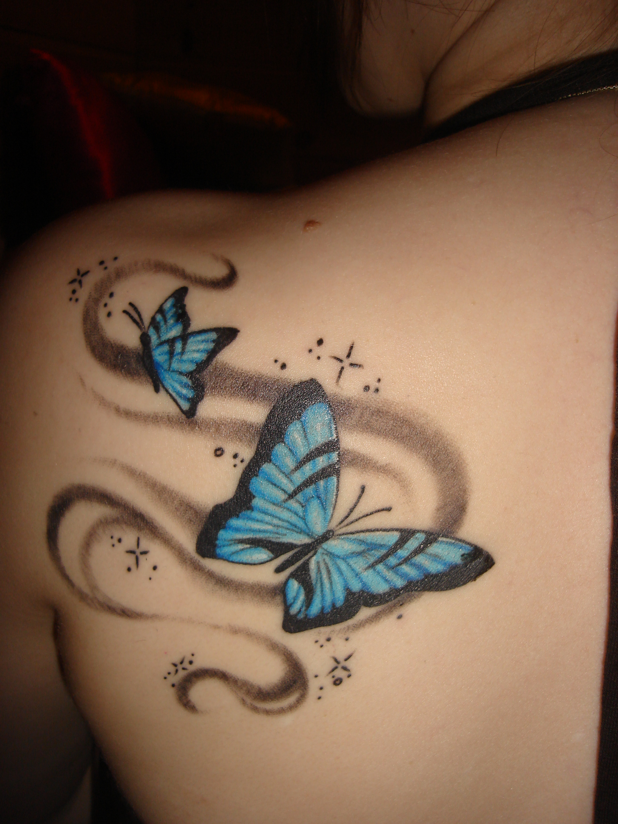 Butterfly Tattoo Designs...