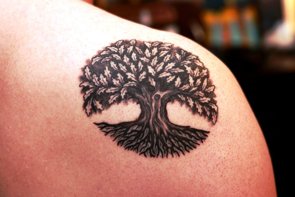 Amazing-knot-tattoo-small-ideas