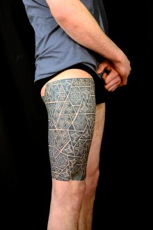 Geometric Thigh Tattoos Thoughts