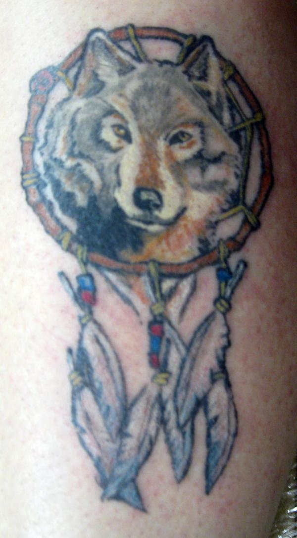 dream-catcher-wolf-tattoos-for-girls