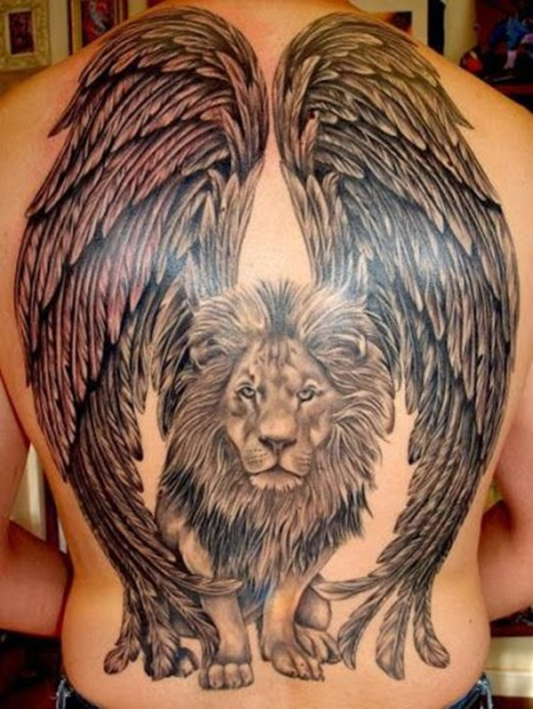 lion-tattoo-on-sholder