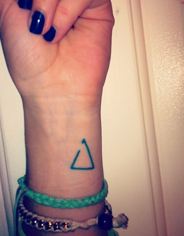 open-triangle-symbol-tattoo