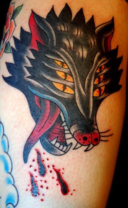 traditional-wolf-head-tattoo-new-ideas