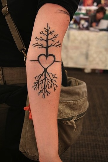 tree-arm-tattoo-designs