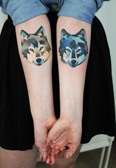wolf-mandala-tattoo-ideas