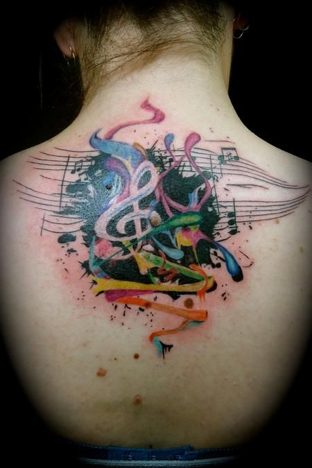 New School Tattoo Music